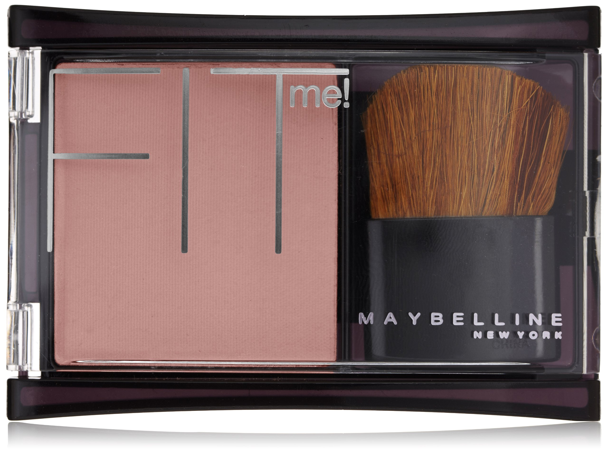 Maybelline New York Fit Me! Blush, Deep Mauve, 0.16 Ounce