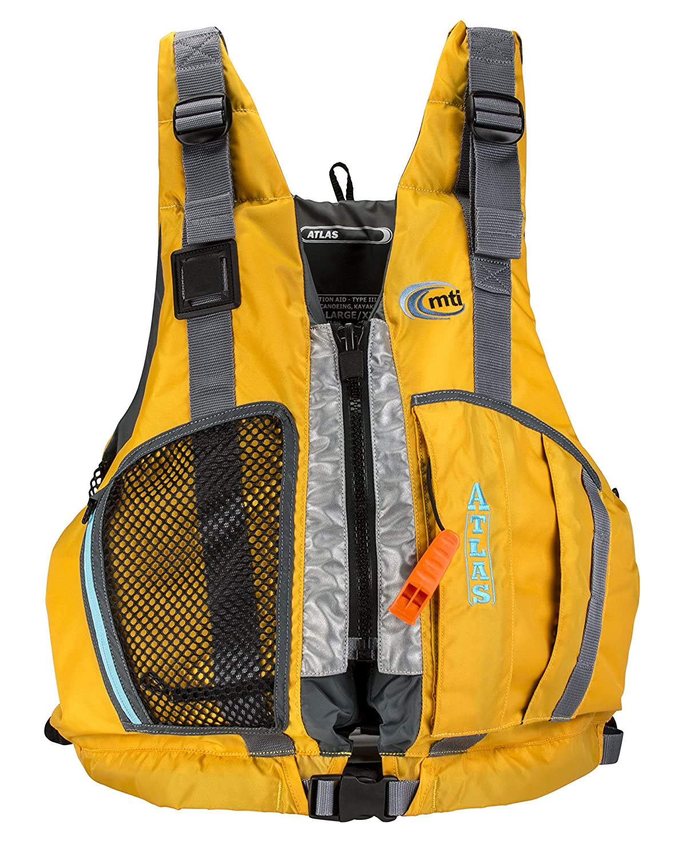MTI Adventurewear Atlas高浮力PFDライフジャケット 3L マンゴー B01M1CSKGD