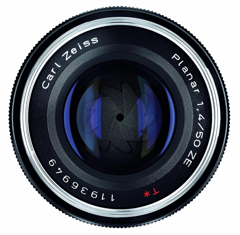 Carl Zeiss Lens >> Amazon Com Zeiss Ikon 50mm F 1 4 Planar T Ze Series Lens Canon