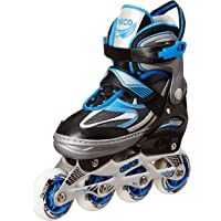 Cosco Sprint Roller Skates, Small (Blue)