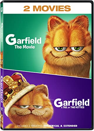 Amazon Com Garfield 1 2 Df Movies Tv