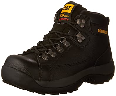 d1231eb1261b Amazon.com | Caterpillar Men's Hydraulic Mid Cut Steel Toe Boot ...