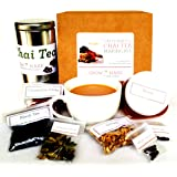 Grow and Make DIY Decaf Chai Tea Making Kit - Learn how to make home made chai tea blends at home!