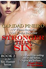 Stronger than Sin: Paranormal Romantic Suspense (Sin Hunters Book 2) Kindle Edition