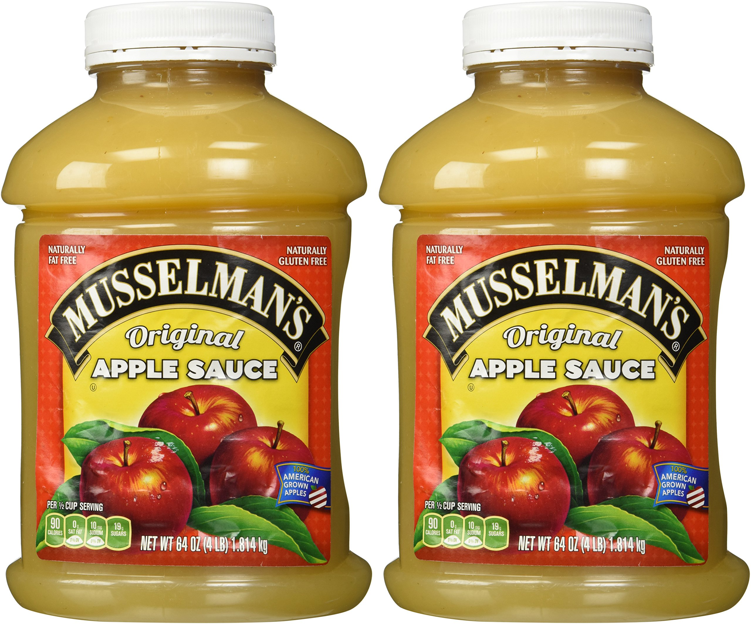 Musselman' Apple Sauce - 2/64 oz.