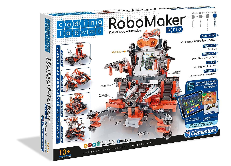 Clementoni robomaker – LABO di robotique- 52314