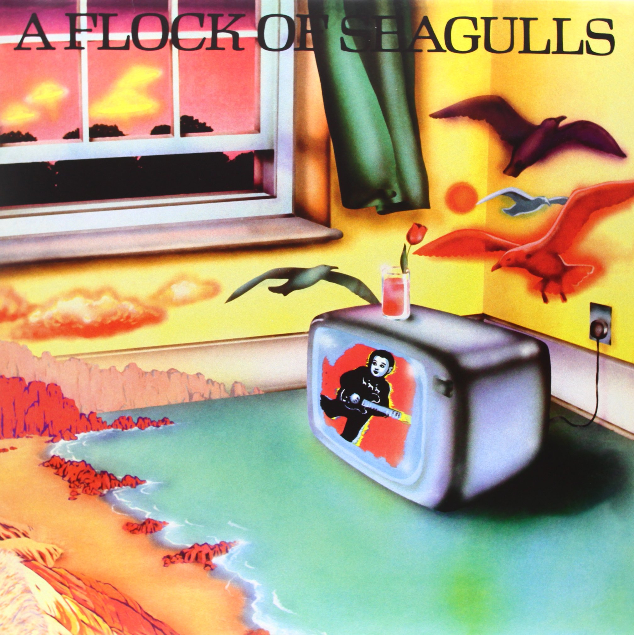 Flock of Seagulls by Music on Vinyl