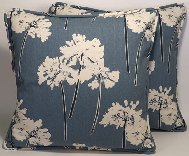 Amazon Magnolia Home Fabric Decorative Throw Pillows 40 40 Adorable Fabric For Decorative Pillows