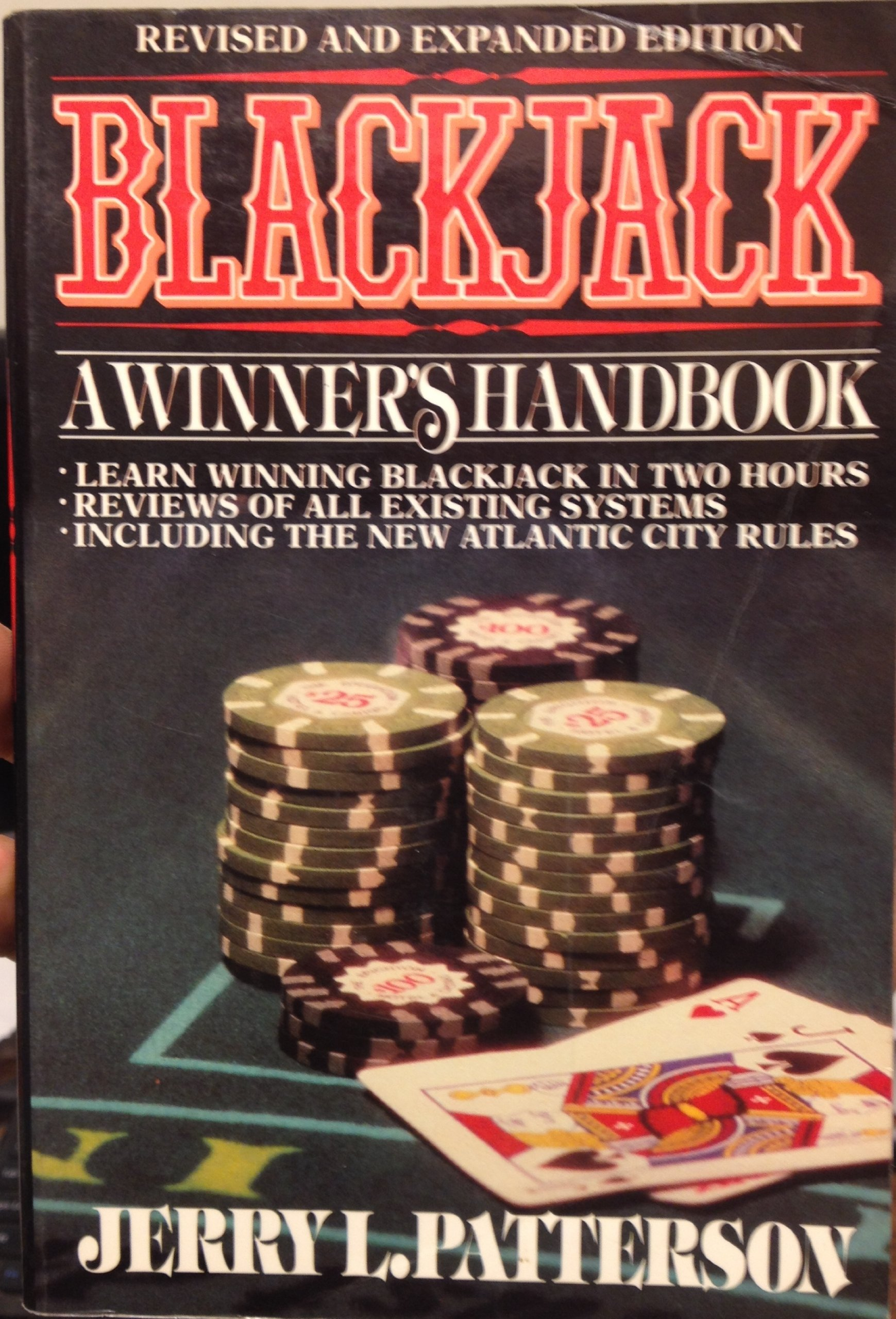 Blackjack: A Winner's Handbook, Patterson, Jerry L.