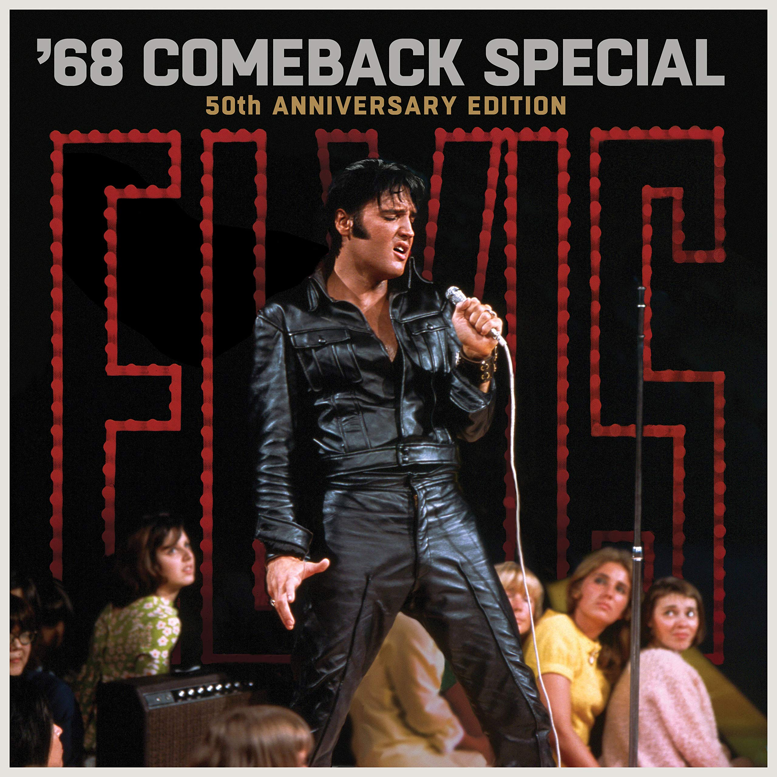 Elvis Presley - 68 Comeback Special (50th Anniversary Edition) (With Blu-ray, With Booklet, Boxed Set, Anniversary Edition)