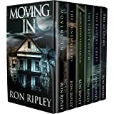 Moving In Series Box Set Books 1 - 6: Supernatural Horror with Scary Ghosts & Haunted Houses