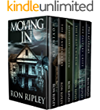 Moving In Series Box Set Books 1-6: A Haunted House and Ghost Stories Collection