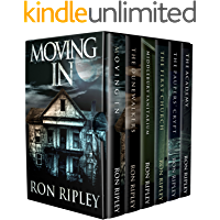 Moving In Series Box Set Books 1 - 6: Supernatural Horror with Scary Ghosts & Haunted Houses book cover