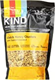 KIND Healthy Grains Healthy Grains Clusters, Oats and Honey with Toasted Coconut, Gluten Free, 11 Ounce Bag