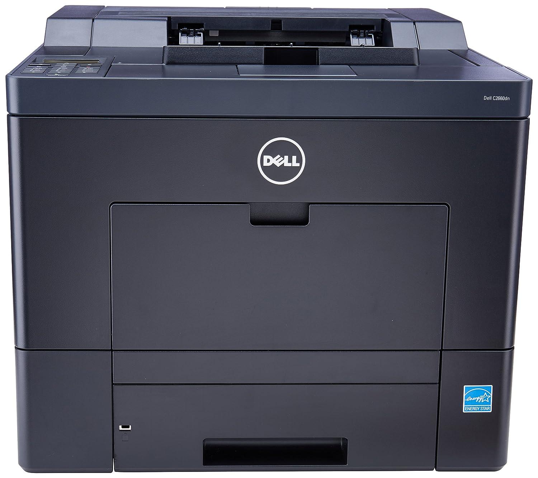 amazon com dell ndwpj c2660dn laser printer color 600 x 600 dpi