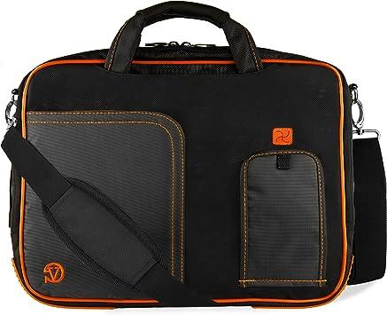 Prestige Apache Pro VanGoddy Convertible Black Laptop Bag 17.3 inch Fit for MSI Raider X Leopard Stealth Pro Dominator Titan 17.3 Mobile Workstation