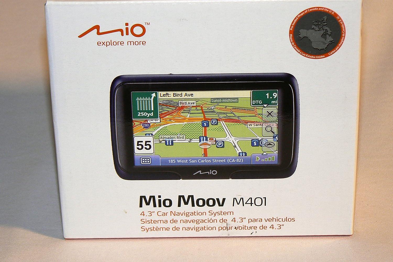 Magellan 526217620126 Gps Mio M401 Trilegiant Only Sku