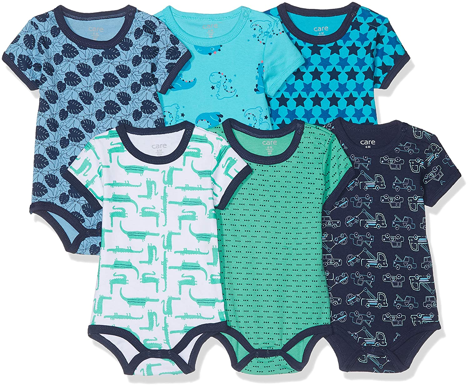 Care Baby Boys 550203 Shaping Bodysuit