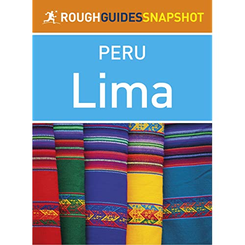 Lima (Rough Guides Snapshot Peru)