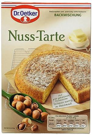 Dr Oetker Nuss Tarte 380 G Amazon De Lebensmittel Getranke