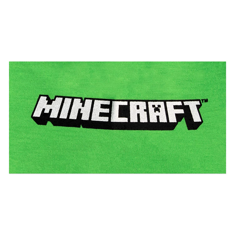 Minecraft Camisón para niñas Creeper: Amazon.es: Ropa y ...