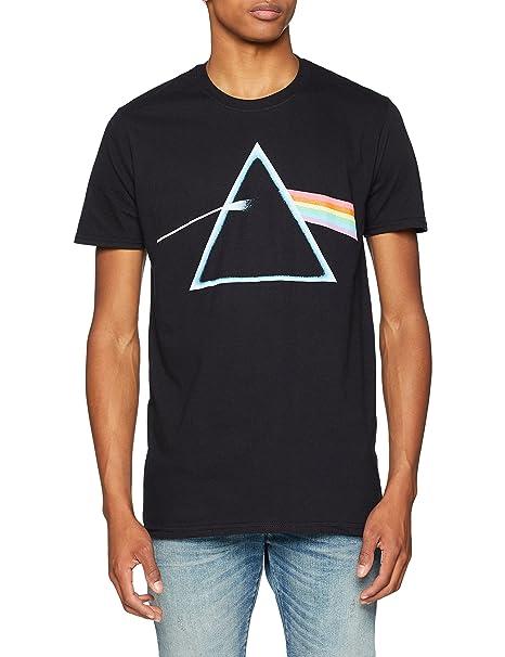 Pink Floyd Dark Side Prism, Camiseta para Hombre