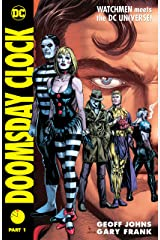 Doomsday Clock Part 1 (Doomsday Clock (2017-)) Kindle Edition
