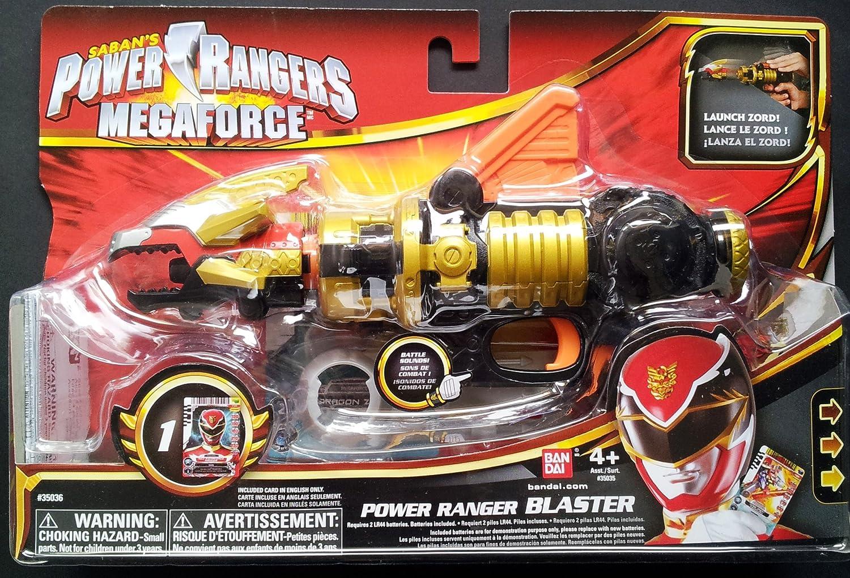 Power Rangers Megaforce Power Ranger Blaster Bandai 35036