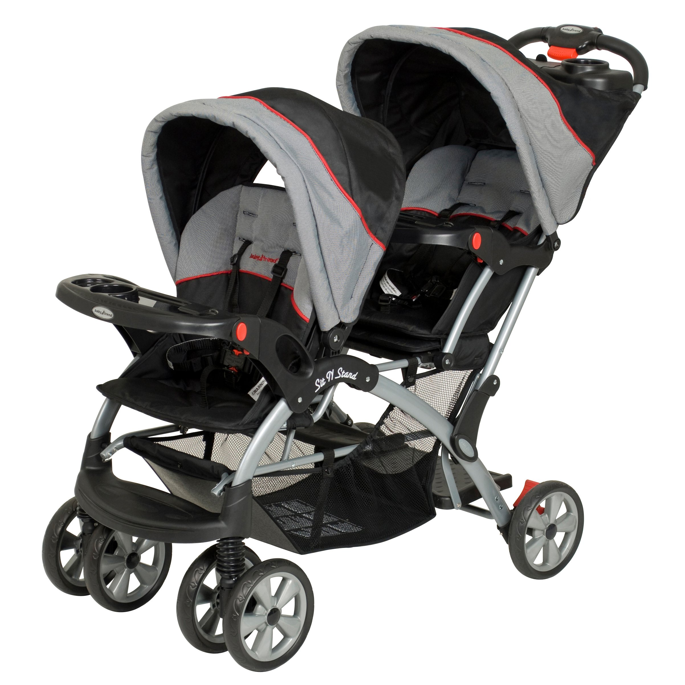Baby Trend Double Sit N Stand Stroller Millennium