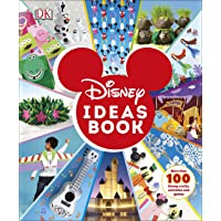 Disney Ideas Book: More than 100 Disney Crafts, Activities, and Games