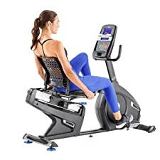 Nautilus R616 best recumbent bike Editor's Choice Award