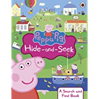 Peppa Pig: Hide And Seek: A Search And Find Book