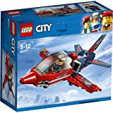 LEGO City Great Vehicles - Jet de exhibición (60177)