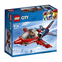 Lego City Airshow Jet 60177 Playset Toy