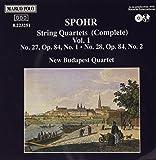 Quatuor à cordes op.84 1/2