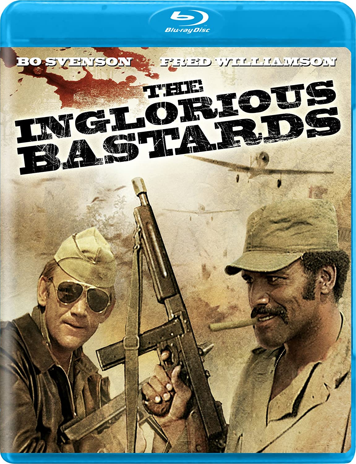 com inglorious bastards blu ray bo svenson fred com inglorious bastards blu ray bo svenson fred williamson enzo g castellari movies tv
