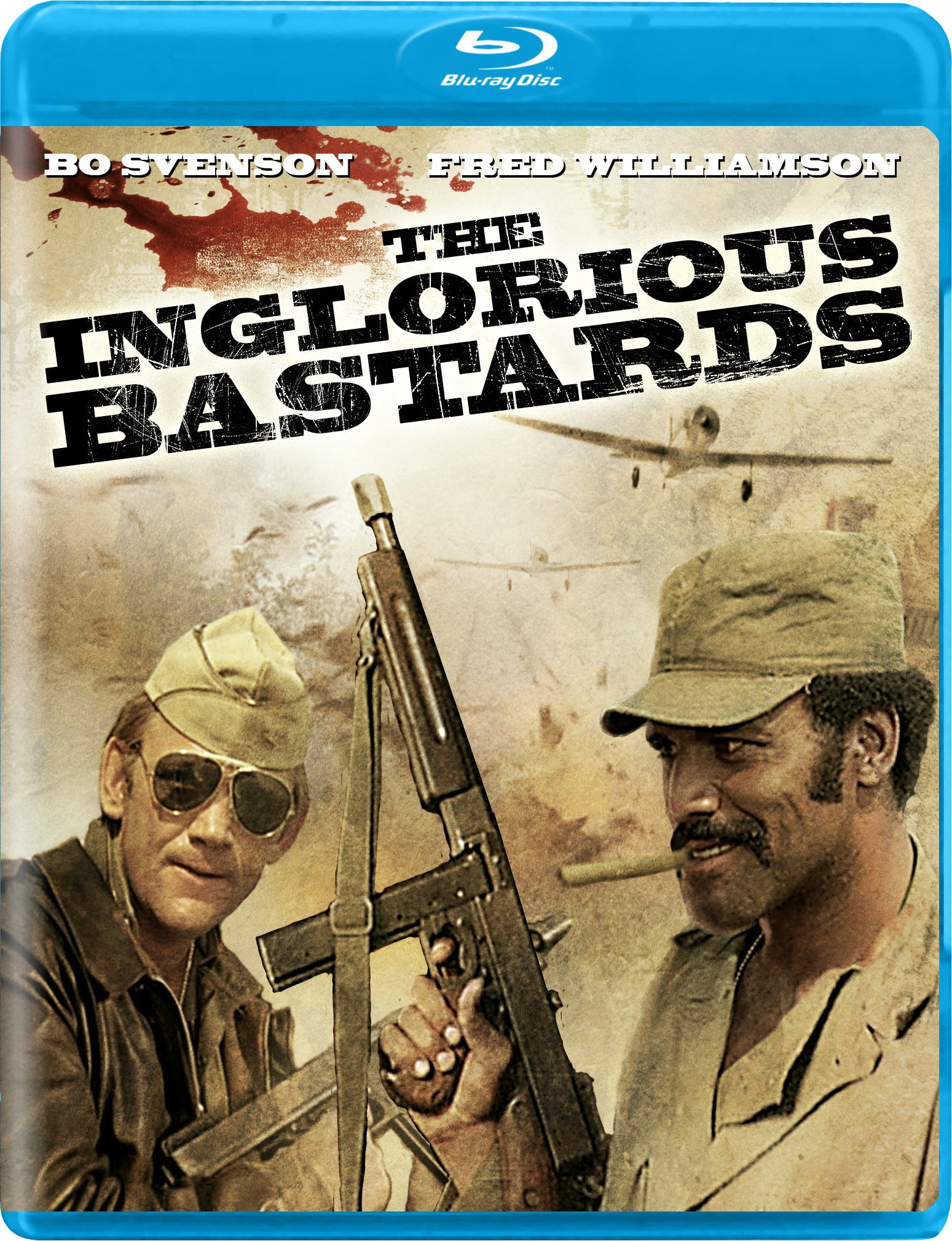 The Inglorious Bastards (Dolby, Widescreen)