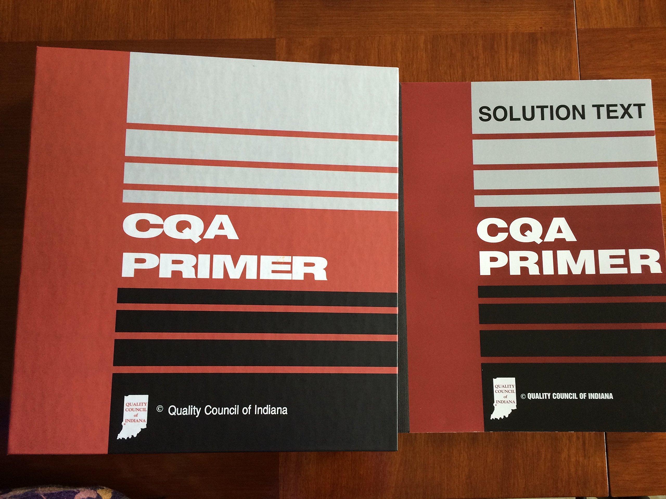 Cqa Primer Pdf