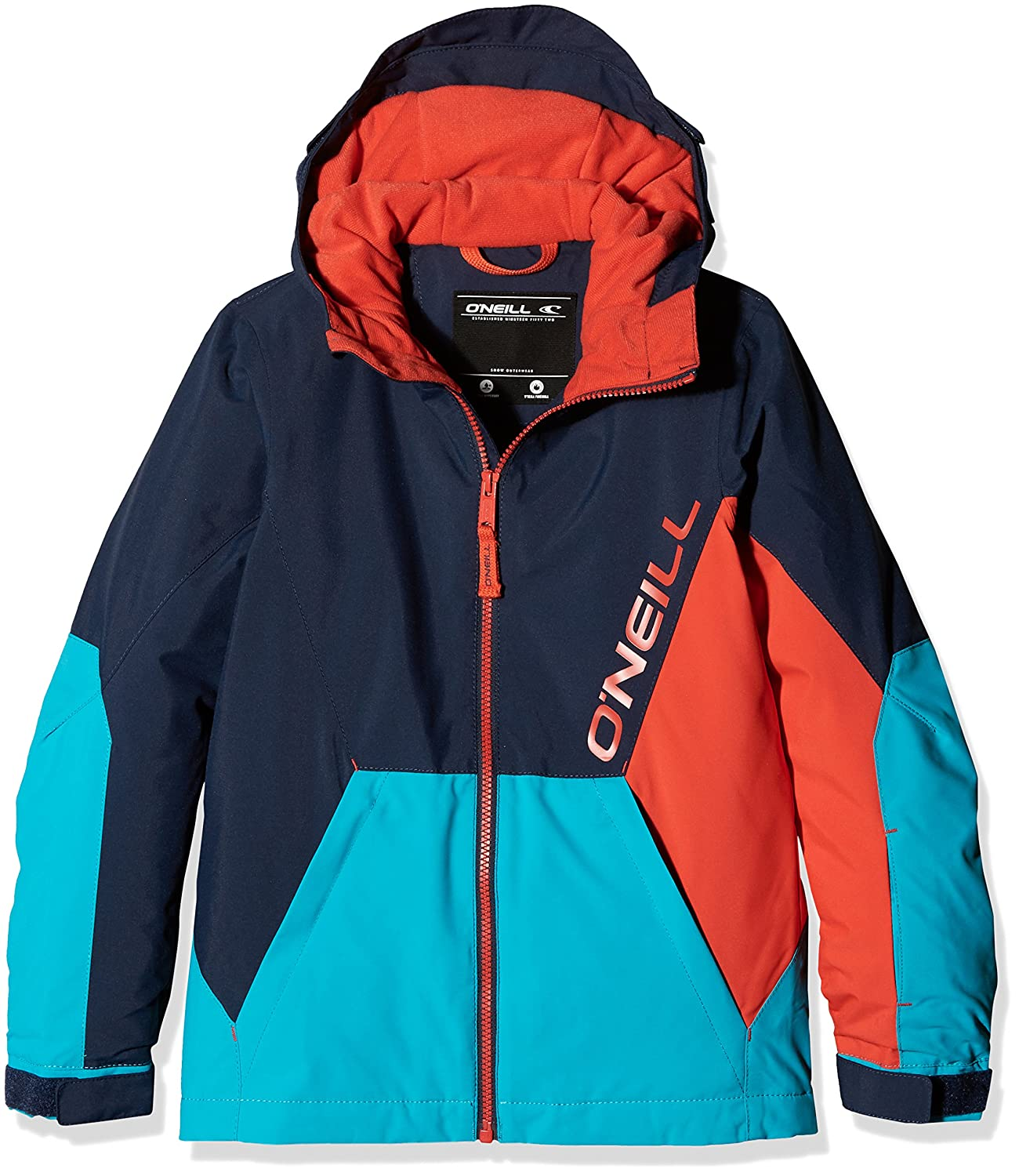 O Neill Boys  Statement Ski Snowboard Jacket  Amazon.co.uk  Sports    Outdoors 092367d34
