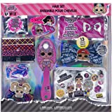 Townley Girl L.O.L Surprise! Remix Hair Accessory Set, 14 Ct