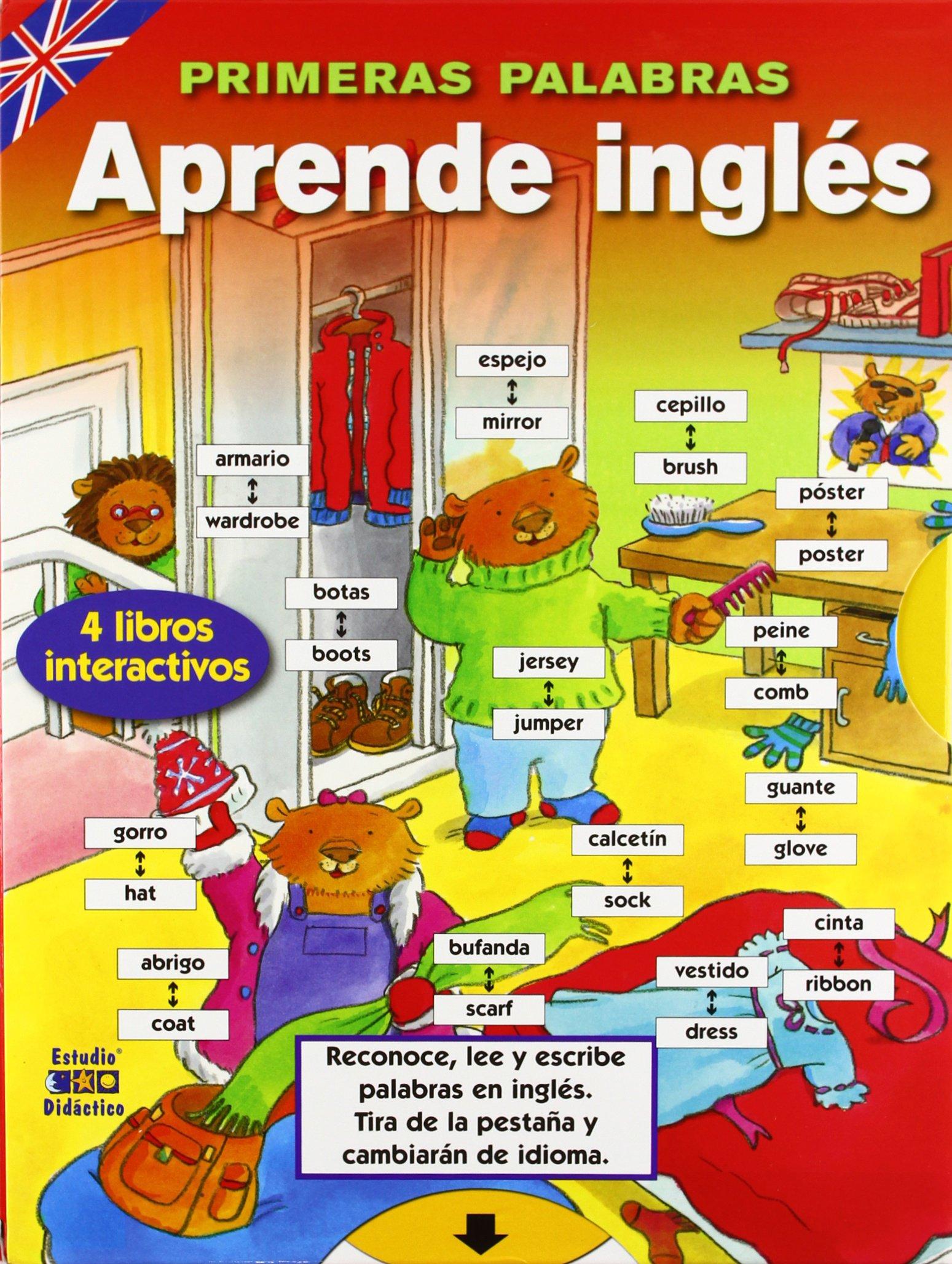 APRENDE INGLES PACK PRIM-PALA E.DIDAC (Spanish) Hardcover