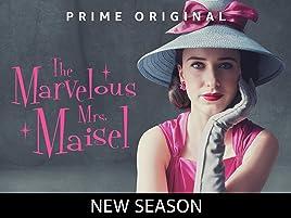 Amazoncom Watch The Marvelous Mrs Maisel Season 2