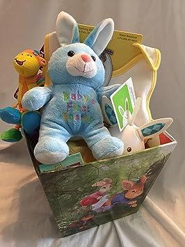 My first easter basket baby gund amazon baby my first easter basket baby gund negle Image collections