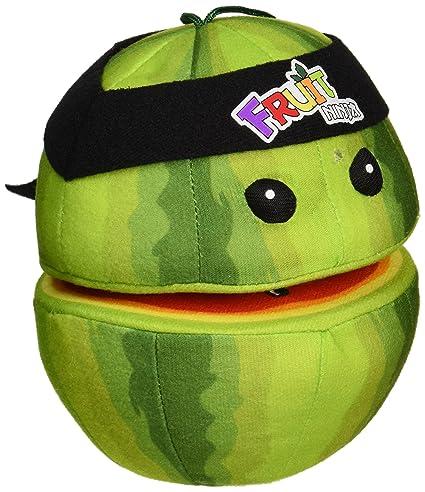 Amazon.com: Fruit Ninja Watermelon Plush: Toys & Games