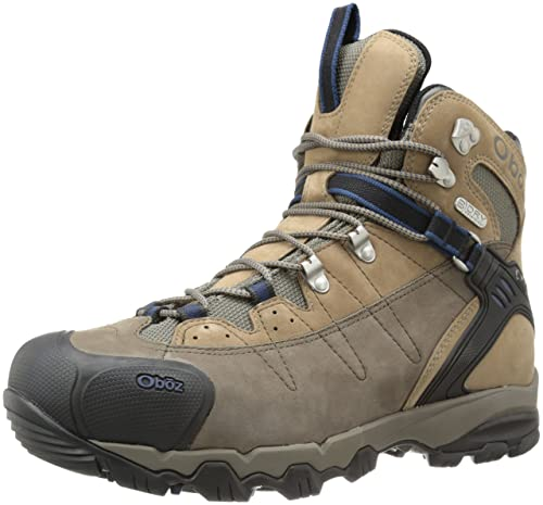 9b7ed5bbccb Oboz Men's Wind River II BDry Hiking Boot,Brindle,10 M US: Amazon.ca ...