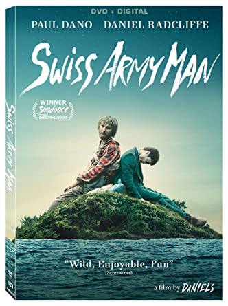Swiss Army Man [DVD + Digital]