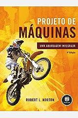 Projeto de Máquinas: Uma Abordagem Integrada (Portuguese Edition) Kindle Edition