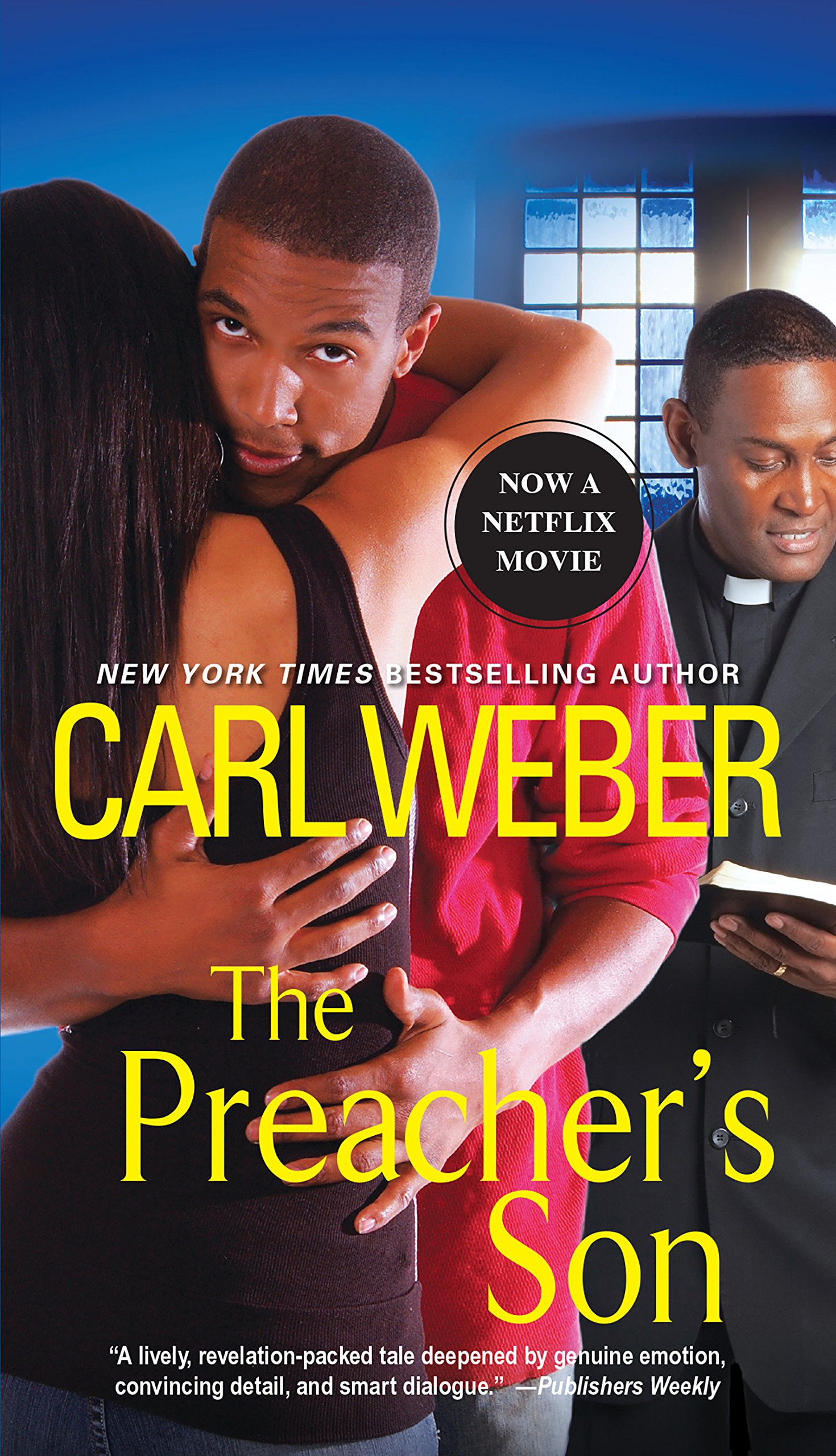 Amazon.com: The Preacher's Son (The Church Series) (9781496722324): Carl  Weber: Books