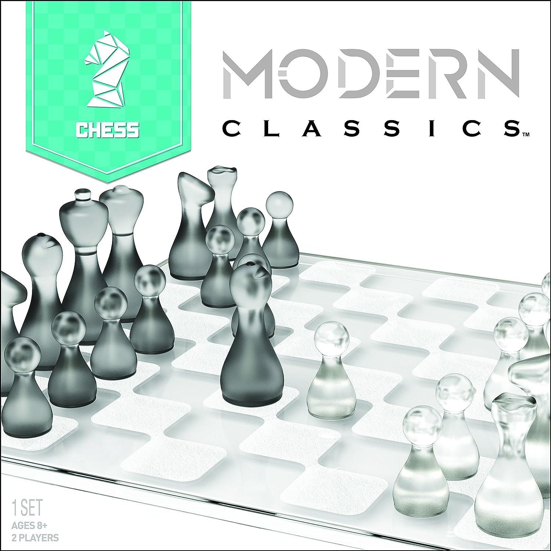 TCG Toys Chess: Modern Classic Games