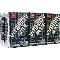 Vitasoy Black Bean Soy Drink, 250ml (pack of 6)